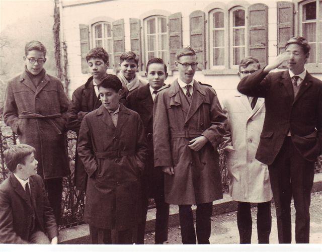 1963 Bereit zum Sonntagsspaziergang