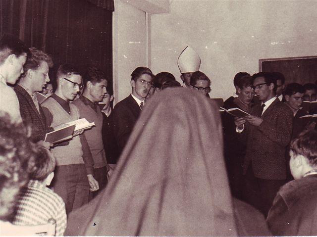 1963 Chor Nikolausfest