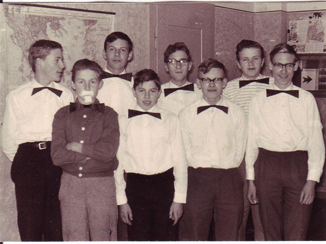 1963 Dritte Klasse A 25-11-1963
