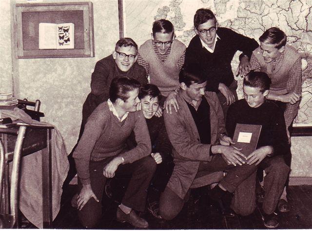 1963 Dritte Klasse C 25-11-1963