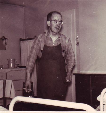 1963 Hauswart