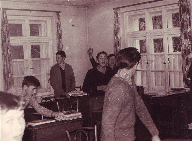 1963 Im Klassenzimmer