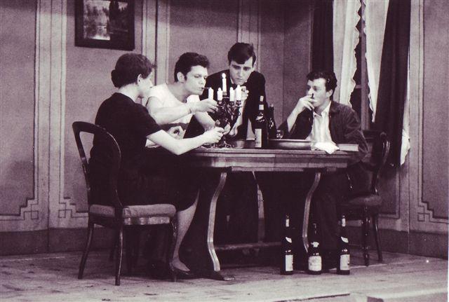1964 Biedermann und die Brandstifter 1