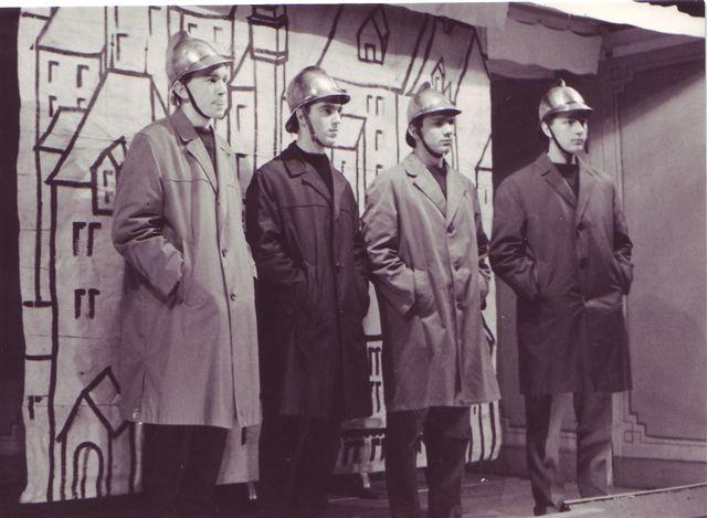 1964 Biedermann und die Brandstifter 4