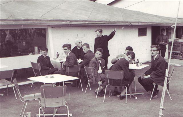 1964 EXPO64 Restaurant