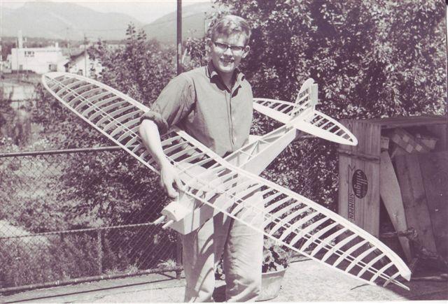 1964 Josef Burch in Sarnen 04-08-1964
