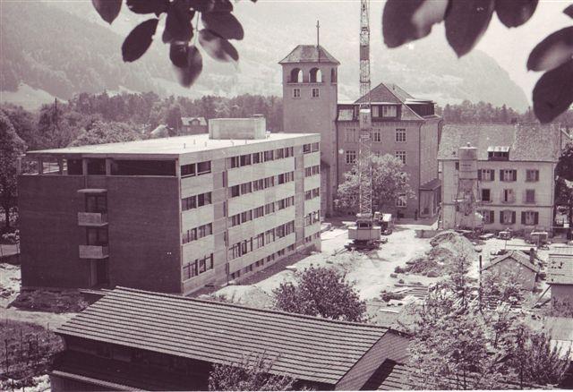 1964 Neubau