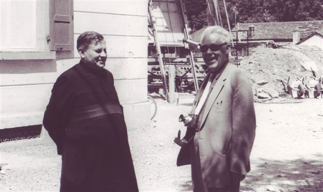 1964 Papi zu Besuch
