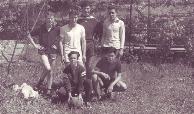1966 Fussball-Pfingst-Turnier-B