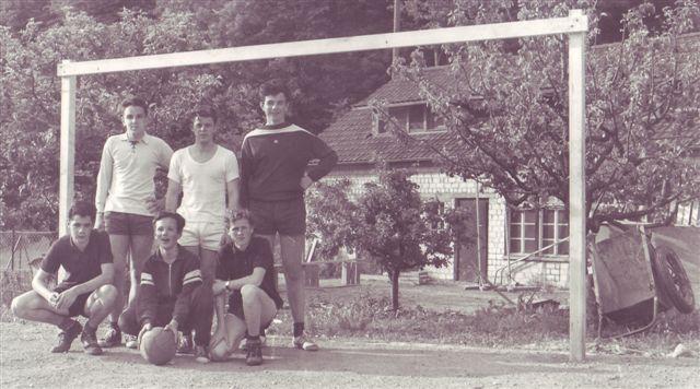1966 Fussball-Pfingst-Turnier
