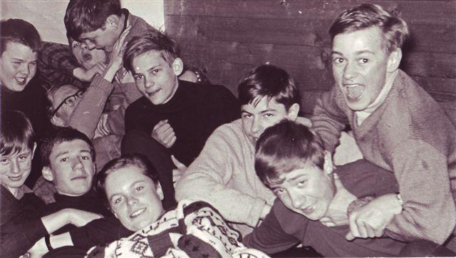 1966 Skilager Göschenen 22-02-1966
