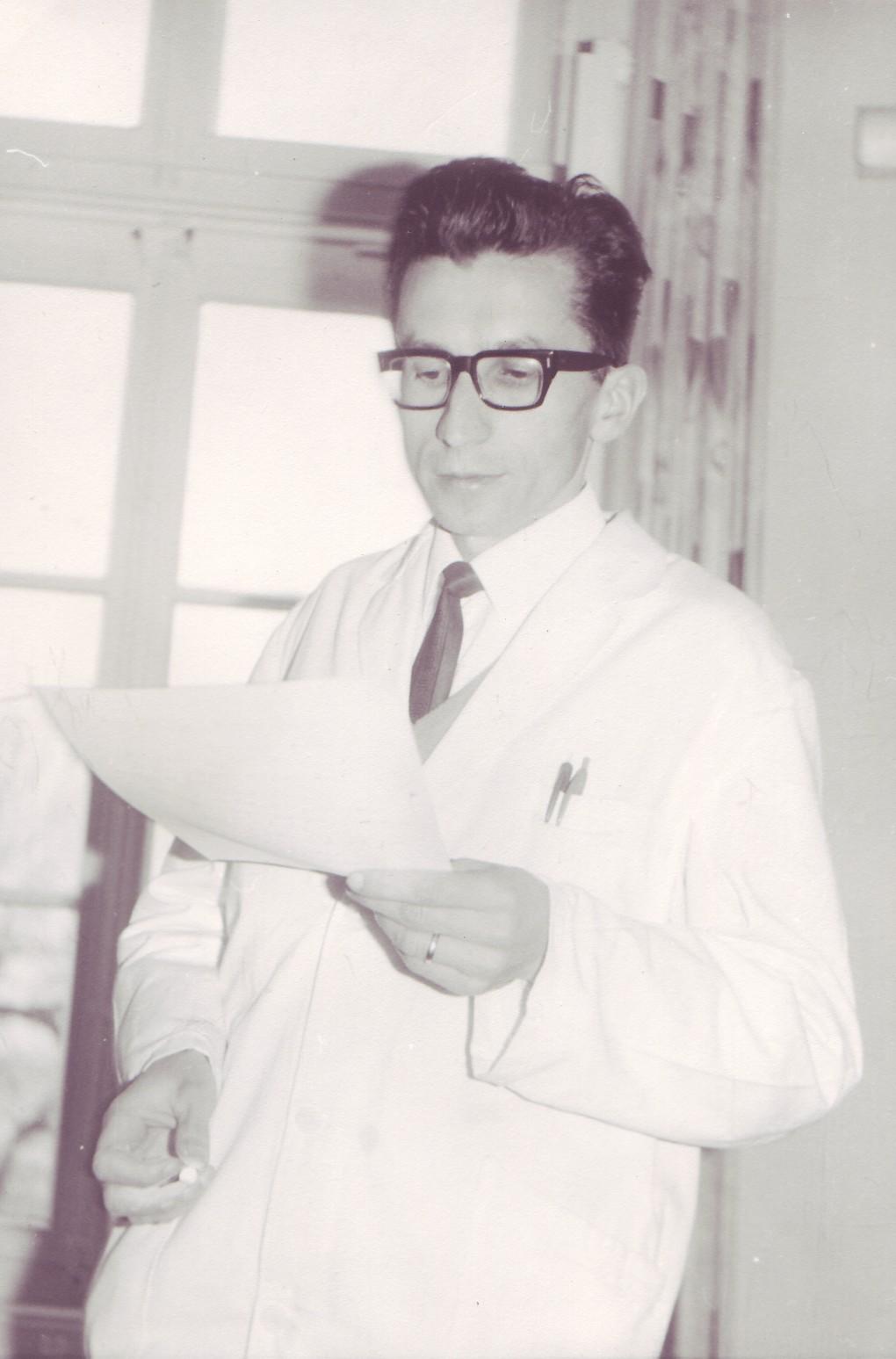 1967 Dr Anton Schaller