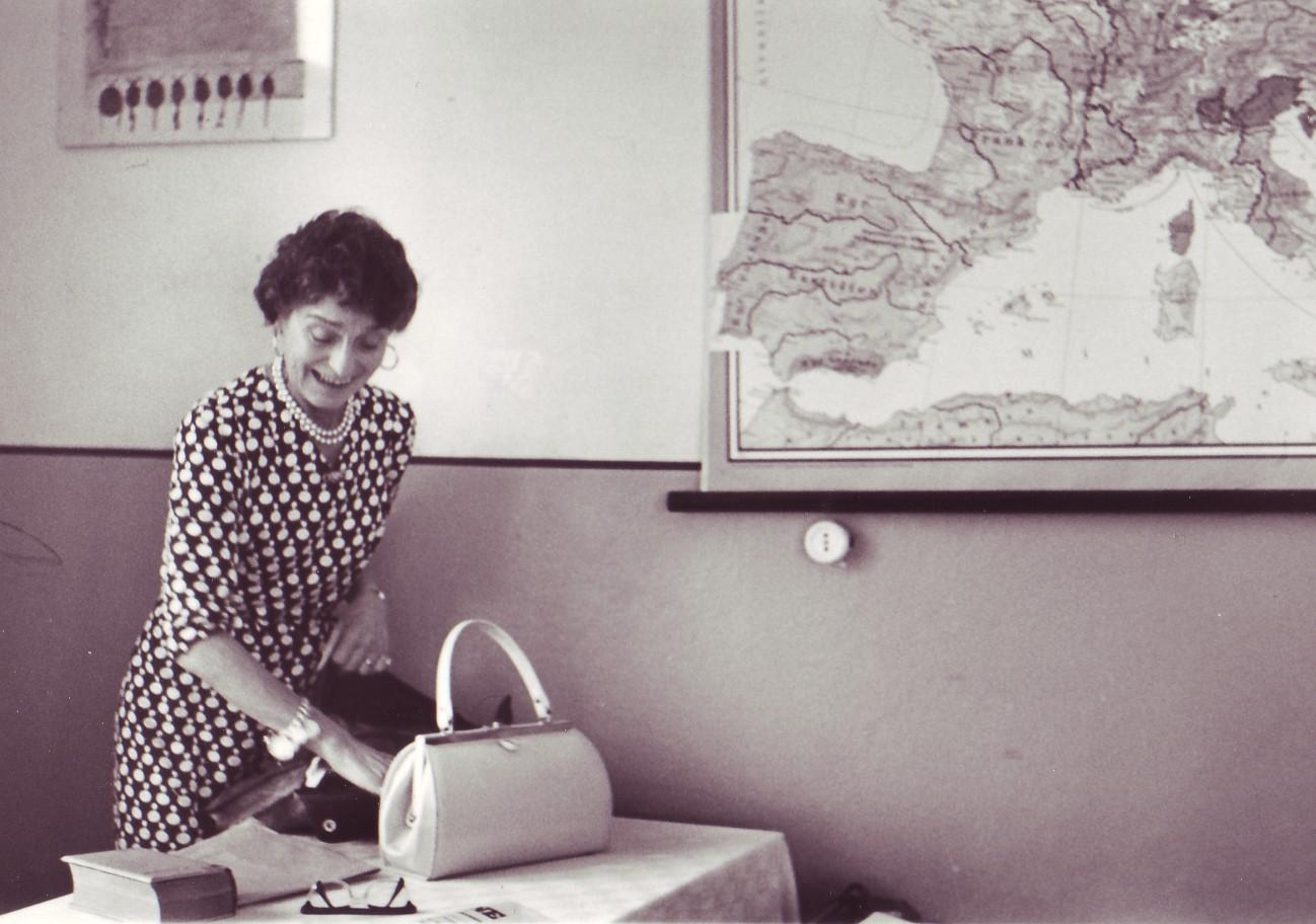 1967 Elisabeth Lustenberger Franz