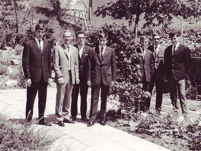 1967 Juni Klasse 6 1966-1967