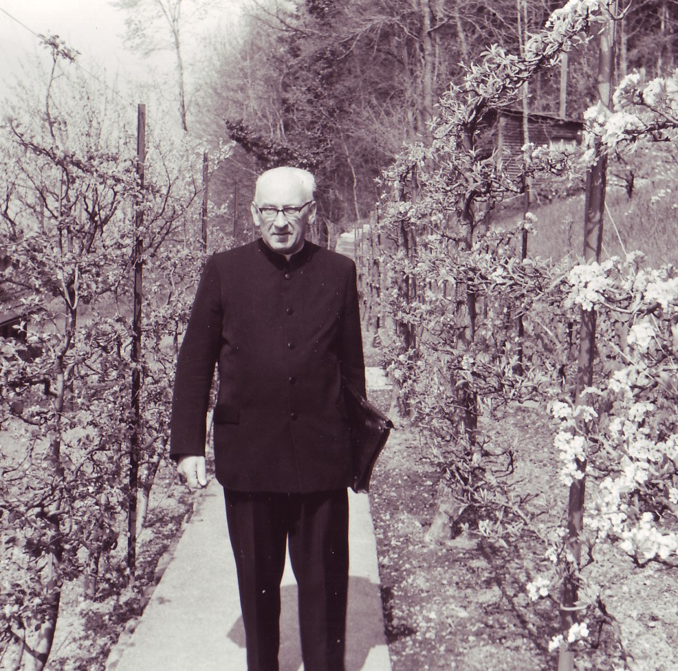 1967 Pater Otto Steppinger