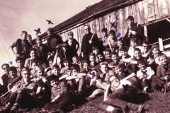 1963 Ausflug aufs Biel Gruppenfoto 23-10-1963