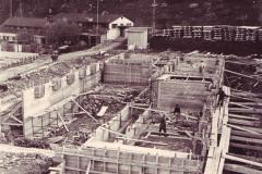 1963 Fundament Neubau A Foto P Anton