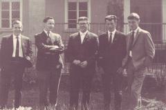 1963 Klassenphoto 5 Klasse 1962-1963