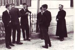 1963 Pater Alphons Maria Dobler Rektor