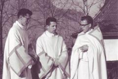 1963 Priesterweihe Dominik Muheim in Flüelen A