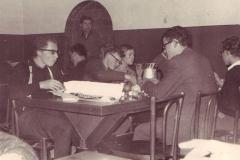 1963 im Speisesaal