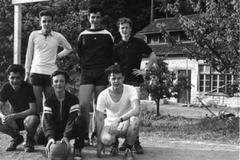 30 1966 Fussballmannschaft