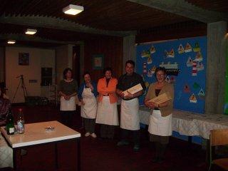 Das Küchen- und Service-Team - Herzlichen Dank
