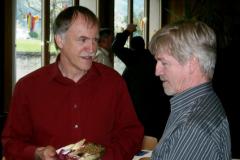 Norbert (Nock) und Arthur (Falk) Walker