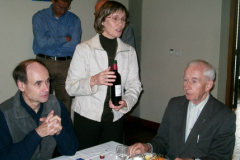 Martin Tresch, Martha Meier-Gasser, Pater Anton