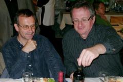 Armin Kalbermatten und Peter Gmür