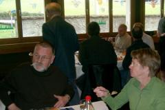Peter Stössel und Annemarie Müller-Buck