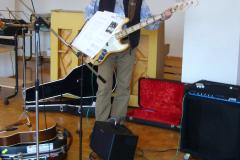 Guido on bass